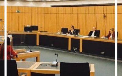 Erfolgreicher starfrechtlicher Moot Court am 27.07.2020