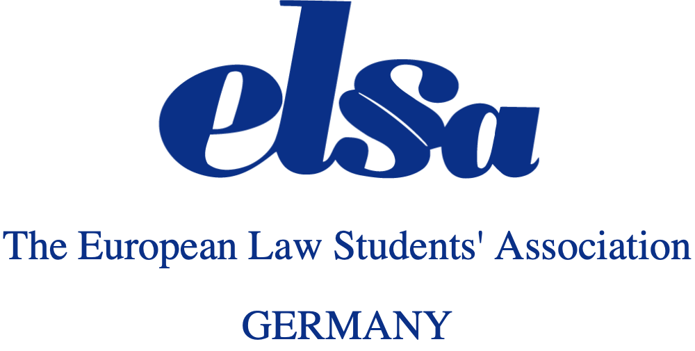 Logo ELSA Germany